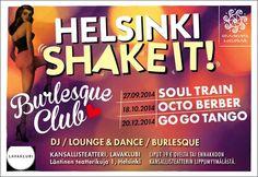 Helsinki Shake It!