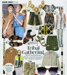 Our FILBERT in the May issue of MARIE CLAIRE ♥