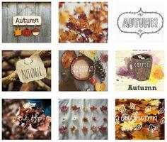 Autumn ☺ 素敵組合わせ画像