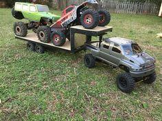 Rc Rock Crawler, Rc Cars And Trucks, Custom Hot Wheels, Trailers, Volkswagen, Monster Trucks, Bb, Garage, Racing