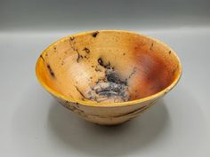 Corolla Wild Horse Hair Burnt Orange Bowls – MichaelMiddletonCeramics