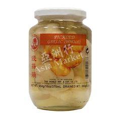 Cock Brand Pickled Garlic 454g