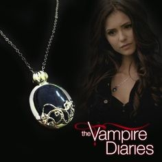The Vampire Diaries Katherine Pierce Sunlight by AllThingsGeekChic