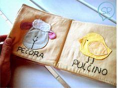 libro creativo animali pannolenci - Cerca con Google