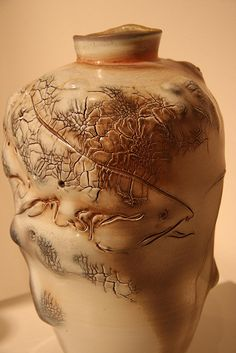 Fish Vase by Frank Boyden & Tom Coleman