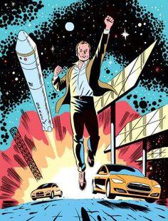 Elon Musk, a true hero. For more, visit: www.evannex.com