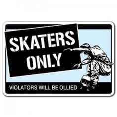 Art, lights, rugs and more - all with a skateboarding theme. Just the thing to add to a skateboard bedroom. Choose from signs with attitude or...