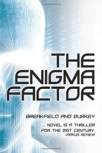 Enter the complex world that lurks behind every computer in The Enigma Factor. Authors: Breakfield and Burkey weave a fascinating tale full of international danger and intrigue. Love Book, This Book, Story Of Jacob, Cyber Technology, Book Review, Factors, True Stories, Book Lovers, Audio Books