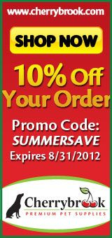 10% off your order with code SUMMERSAVE.  Your pet will thank you.