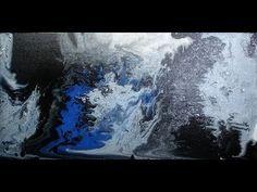 Abstract Acrylic Paintings on canvas Moderne Abstrakte Acrylbilder