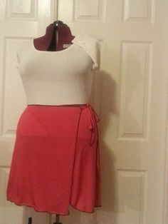 Wrap around skirt by anointed