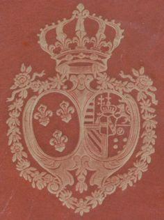 The Crest of Marie Antoinette