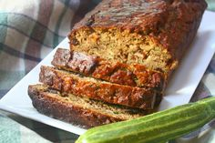 Perfectly paleo zucchini bread