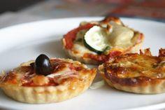 tartes ou pizza ?