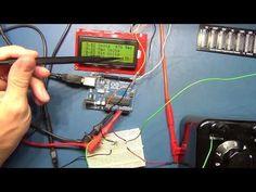 Arduino Tutorial #5 - Digital Voltmeter, Arduino Analog to Digital Converter - YouTube
