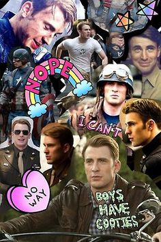 204 best captain america images in 2018 Captain America Images, Captain America Wallpaper, Chris Evans Captain America, Chris Evans Kiss, Chris Evans Funny, Marvel Films, Marvel Characters, Marvel Universe, Steven Rogers