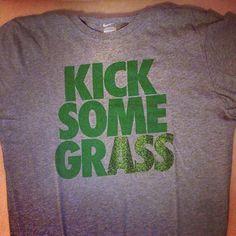 #RF #Shirt #Tshirt #T-shirt #tee #nike #niketennis #tennis #rogerfederer #federer #grass #kicksomegrass kick some grass