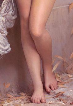 "http://roberitatesac.wix.com/roberita-tesac Jules-Joseph Lefebvre - ""La Cigale"" (1872) [detail]"