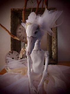 Ooak Doll Mademoiselle Adelin