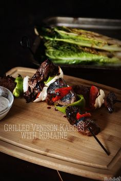 beef-kabobs-grilled-romaine-0029a by PasstheSushi, via Flickr