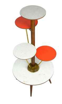 1950's German Plant Stand, $395.00