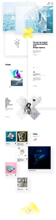 Anakin (More web design inspiration at topdesigninspiration.com) #design #web #webdesign #sitedesign #responsive #ux #ui