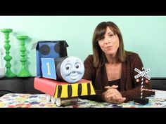 ▶ Thomas & Friends Birthday Party: DIY Decorations (2) | PBS Parents - YouTube