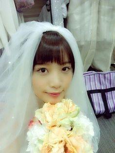 most beautiful gorgeous bride in the world ( > _ < ) ~ fukagawa mai ♥ ♥ ♥ ♥ ♥ ♥ ♥ ♥ ♥ Girls Dresses, Flower Girl Dresses, Photo Book, Wedding Dresses, Flowers, Beautiful Gorgeous, Bride, Dresses For Girls, Bridal Dresses