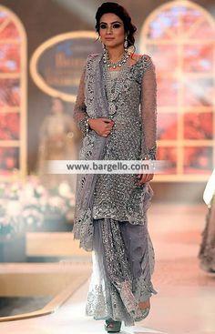 caf947c874b9 D5662 Khara Dupatta Dress for Formal and Special Occasions - UK USA Canada  Australia Saudi Arabia