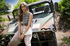 Volání divočiny: Vsaďte na pohodlný a nadčasový safari styl - Proženy