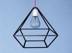 Golden Ratio Pendant lamp - Interior by daandutchdesigner on Shapeways
