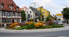 Urban Landscape, Landscape Design, Street View, California, Public Spaces, Island, Mansions, House Styles, Roads