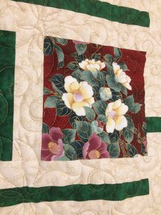 Quilting detail on Emerald Elegance Emerald, Quilting, Blanket, Elegant, Detail, Classy, Blankets, Scraps Quilt, Comforter