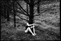 your branches/my bones is a love story, a poem, a tale.There's a girl and an ancient tree. Can you see his branches touching her bones? Miranda July, Monochrome Photography, Nude Photography, Conceptual Photography, Polaroid, Tree Woman, Scully, Photography Projects, Heart Art