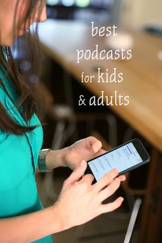Our Top 10 Podcasts for Kids and Adults — my.life.at.playtime.