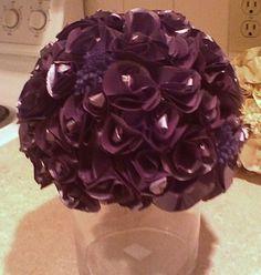 DIY Paper Flower Bouquets! leahrmattson