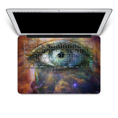MacBook Keyboard Decal Pro Sticker Air Skin Cover. Free shipping with tracking number!