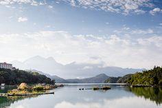 Sun Moon Lake, Taiwan / blog.jchongstudio.com