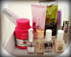 "blissbeaute: Ma Routine ""Ongulaire"""