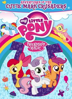 "#GIVEAWAY: Win the DVD ""My Little Pony: Adventures Of The Cutie Mark Crusaders"" (Ends 3/6)"