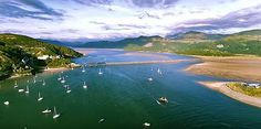 Video: Watch stunning footage showcasing the beauty of North Wales, as seen from the sky! This stunning video is courtesy of Huw's Studio.