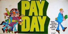 Pay Day!.... vintage board games
