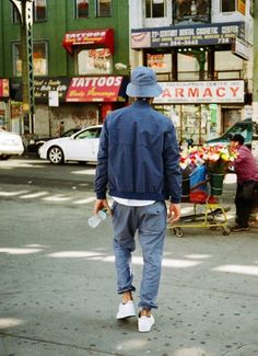 "The Rig-Out x Baracuta ""Couples"" 2015 Fall/Winter Editorial  British heritage meets New York street style."