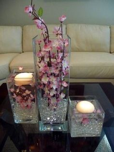 Wedding, Flowers, Reception, Pink, White, Green, Centerpiece, Ceremony