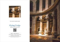 Interior of the Church Of The Holy Sepulchre in Jerusalem  https://www.flyingtwigs.com/product/arches/