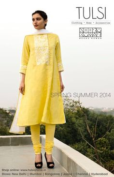 Collection of Kurtas Salwars Tunics from TULSI Online