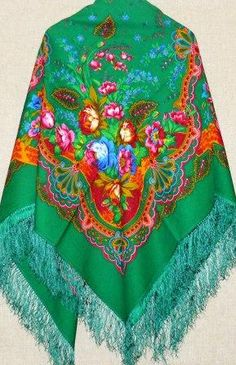 russian kerchief-all colour to joys