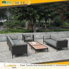 Best deals backyard lawn sofas rattan wicker garden furniture modern sofa set