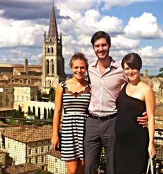 Family visit to Saint Emilion