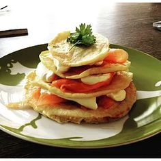 Smoked Salmon Blinis Smoked Salmon Blinis, Nutrition, Healthy Recipes, Breakfast, Food, Morning Coffee, Essen, Healthy Eating Recipes, Meals